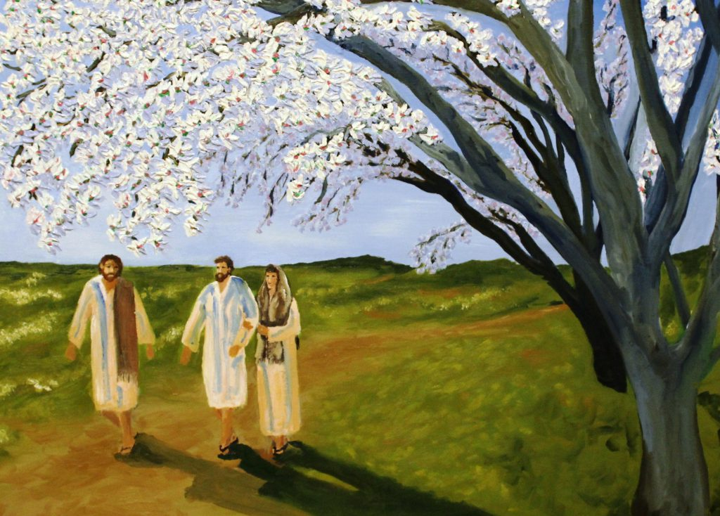 Luke 24.13-15 Road to Emmaus